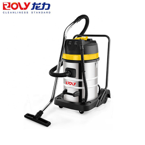 WL70 60L Wholesale 2/3 Motors Industrial Efficient Heavy Duty Wet And Dry Vacuum Cleaner