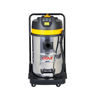 WL70 60L/70L/80L/100L 3 motor wet and dry high power high quality industrial wet dry vacuum cleaner